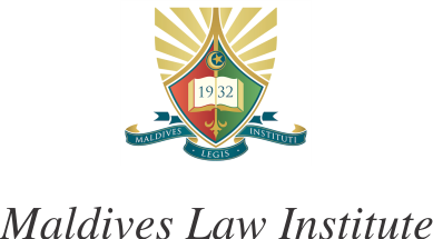 Logo; Maldives Law Review